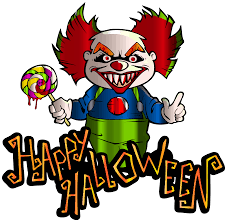 halloween png happy halloween with clown png clipart image gallery