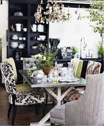 Black And White Dining Room Chairs Best 25 Upholstered Dining Room Chairs Ideas On Pinterest