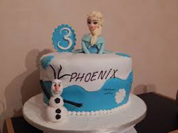 elsa cake u2013 baked treats