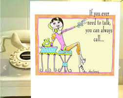 funny birthday funny woman humor card cards for women
