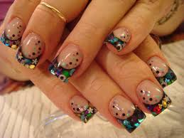 i want acrylic nails how you can do it at home pictures designs