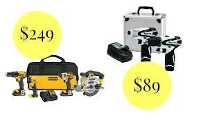 dewalt black friday deals tool deals dewalt combo kit 68 off u0026 more today only