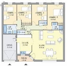 plan maison 120m2 4 chambres 26 frais plan maison 120m2 4 chambres photos cokhiin com