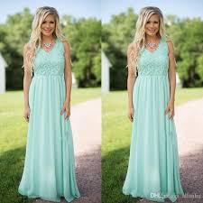 discount bridesmaids dresses 2017 new design cheap chiffon bridesmaid dresses v neck lace
