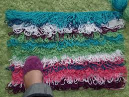 Loop Rugs Rug Stitch Roselawnlutheran