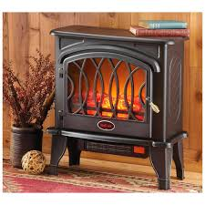 Electric Stove Fireplace Electric Stove Heater Black Electric Fireplace Stove Black