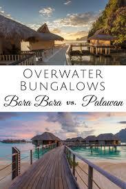 best 25 overwater bungalows ideas on pinterest honeymoon in