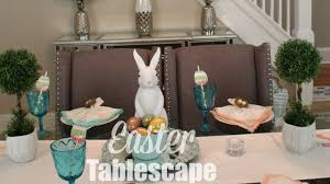 Spring Home Decor Spring Home Decor 2017 Easter Tablescape Katelovestyle Youtube