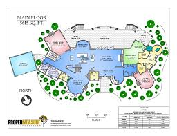 Color Floor Plan Vibrant Full Colour Floor Plans Proper Measure