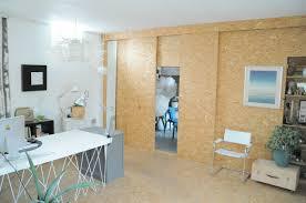 sol bureau bureau portes coulissantes sol et mur osb location maison pour prise