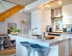 dallas white granite kitchen contemporary with mirror backsplash