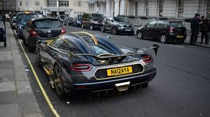 koenigsegg wrapped gold and carbon koenigsegg agera rs u0027naraya u0027 in london youtube