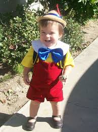 custom made disney pinocchio child baby toddler by petiteleon jack