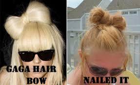 vh funny nailed it gaga hair