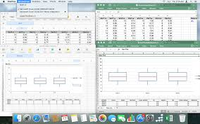 Numbers Spreadsheet Statistics The Mac Way Analystsoft Statplus Mac Statplus