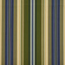 Upholstery Fabric Prints Blue Green And Gold Various Striped Outdoor Print Upholstery