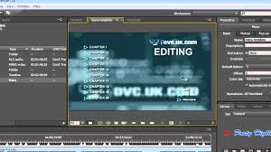 encore dvd menu templates using the chapter index in adobe encore cs5 to make menus