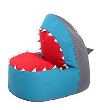 Shark Bean Bag Olizee Creative Shark Bean Bag Chair For Lovely