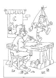 coloring pinocchio coloring pages 3