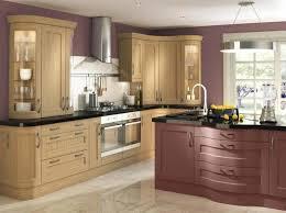 Kitchen Drawer Designs Unfinished Oak Kitchen Cabinet Designs Rilane