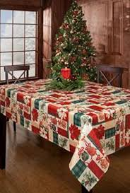 Christmas Table Cloths by 127 Best Christmas Holidays Poinsettias Holly Berry And Santa