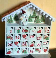 calendrier de l u0027avent en bois