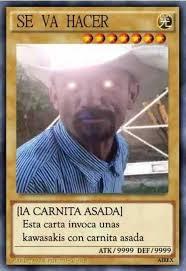 Va Memes - dopl3r com memes se va hacer ia carnita asada esta carta