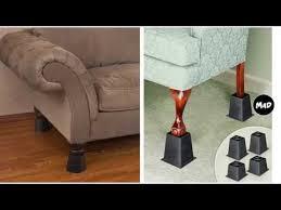 furniture risers youtube