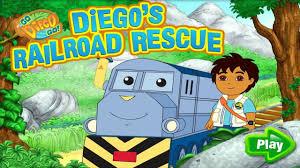 diego diegos railroad rescue game english
