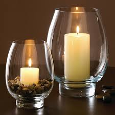 table centerpieces with candles large hurricane candle holders ashley home decor