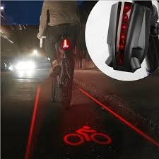 Light Mtb Picture More Detailed Picture About Car Led Sale Black Cycling Bike Bicycle Intelligent Laser Rear Light 5
