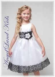 beautiful affordable toddler girls white easter dresses for less