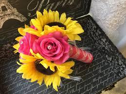 Sunflower Bouquets Sale Sunflower Bouquet Sunflower Pink Rose Bridal Bouquet