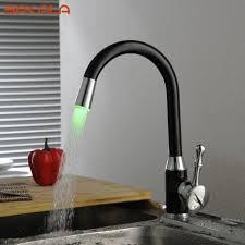 led kitchen faucet kitchen ideas popular sensor kitchen faucets buy cheap sensor
