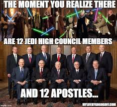 Book Of Mormon Meme - rogue one is a box office hit and mormon star wars memes are on the