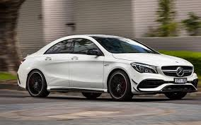 mercedes amg 45 review 2017 mercedes amg cla45 review caradvice