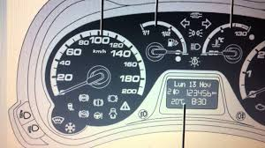 ford ka mk2 dashboard warning lights u0026 symbols what they mean