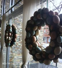 Easter Restaurant Decorations by A Party Style Easter Restaurant Decorations