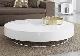 round white wood coffee table magnificent white round coffee tables breathtaking white wood round
