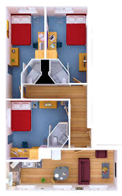 3 bed shares u2014 student accommodation leicester evans student