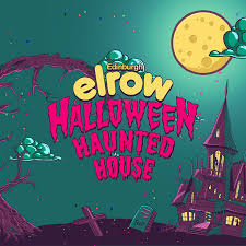 elrow halloween haunted house tickets royal highland centre
