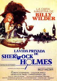 Poster la vida secreta de Sherlock Holmes