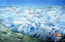 Vail Mountain Map An Autumn Glimpse Of A Colorado Ski Resort Vail Colorado Tim