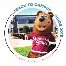 Montclair Campus Map Back To Campus Guide 2015 By The Standard Missouri State
