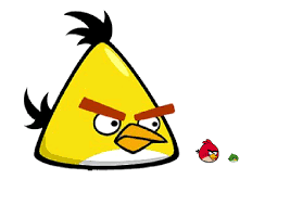 mighty yellow bird angry birds fanon wiki fandom powered wikia