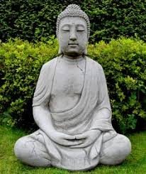 belly buddha garden ornament at homebase be inspired and