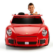 barbie red cars power wheels porsche 911 gt3 12 volt ride on toys