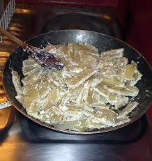 cuisiner des cotes de blettes recette de cotes de bette à la crème