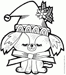 christmas coloring pages print free resume collection