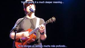 Seeking Subtitulada Jason Mraz Always Looking For You Subtitulada En Español Lyrics